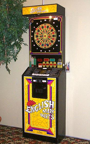 electronic dart game